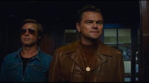 DiCaprio y Pitt, juntos por primera vez en la gran pantalla