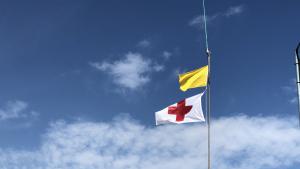 Diverses platges tarragonines presenten avui bandera groga.