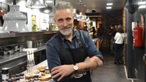 El famós cuiner Sergi Arola se'n penedeix d'haver votat a Ciutadans