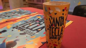 El got per les festes de Santa Tecla 2018.