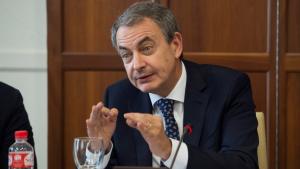 El jutge ha rebutjat la querella de Vox en contra de Zapatero per col·laborar amb ETA