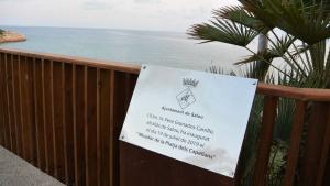 El nou parc dels Capellans de Salou inclou un mirador al territori