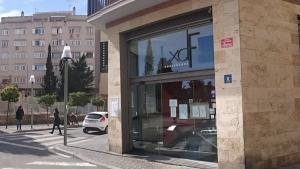El restaurant Xamfrà del Fòrum va obrir les seves portes l'any 2005 al carrer Lleida.