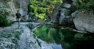 El Riu Brugent és un dels llocs més màgics de la zona