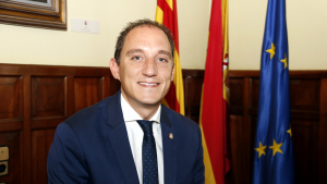 El subdelegat del govern espanyol a Lleida, José Crespín