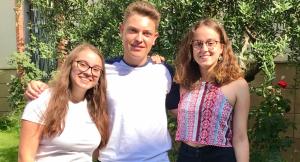 Els alumnes amb distincions de la Salle de Mollerussa