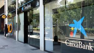 Els beneficis de Caixabank han patit una important caiguda en el primer semestre de l'any