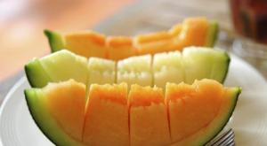 Els beneficis del meló
