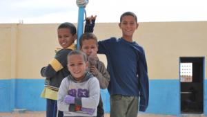 Els infants sahrauís passaran l'estiu amb famílies d'acollida arreu de la regió.