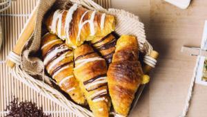 Els 'Manolitos' són uns croissants de mida petita amb més mantega de l'habitual