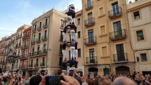 Els Xiquets del Serrallo actuaran dissabte amb motiu de la diada del Carme