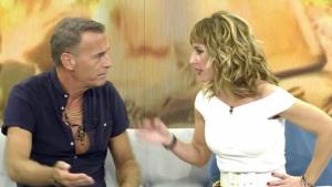 Emma García le paró los pies a Carlos Lozano