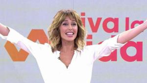 Emma García al seu programa
