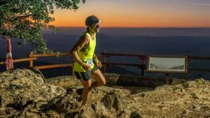 En marxa la 19a cursa trailSERIES nocturna entre Poblet i Prades