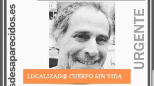 Encuentran sin vida a José Luís Alejandro Pérez, desaparecido en Aljora