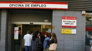 España tiene su mejor dato de paro desde noviembre de 2008