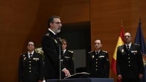 Eugenio Pereiro, comisario general de información de la Policía Nacional
