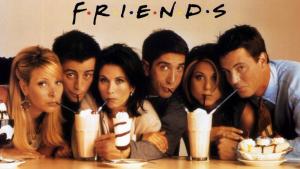 'Friends' sigue siendo una de las series más populares de la historia