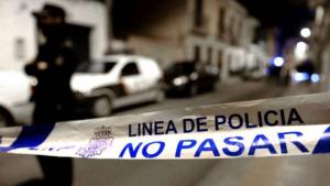 Guardia Civil y Policía Nacional custodian el lugar