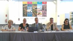 Ha estat la priemra Taula Institucional de Creuers amb Pau Ricomà com a alcalde de Tarragona