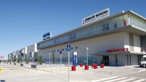 Hospital Francesc de Borja en Gandia