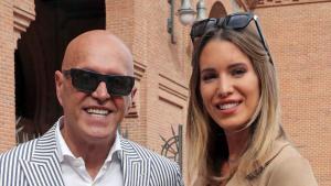 Imagen de Kiko Matamoros y Marta López en 'Las Ventas'