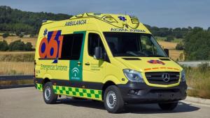 Cuatro mujeres y una bebé han resultado heridas tras colisionar con otro vehículo en Sanlúcar de Barrameda