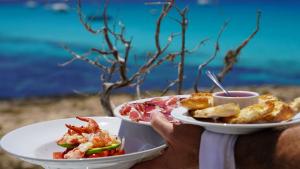Imagen de uno de los platos que se preparan en el restaurante
