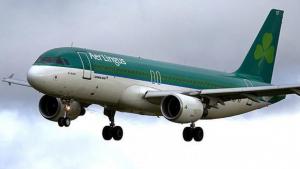 Imagen del avión.