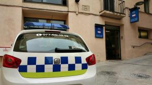 Imatge d'arxiu de la Policia Local de Valls.