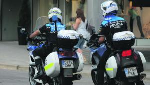 Imatge d'arxiu de la Policia Municipal de Terrassa