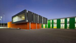 Imatge d'arxiu de l'escola La Vitxeta, de Reus.