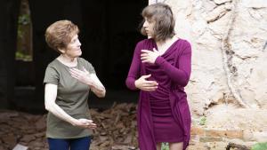 Imatge de la producció de videodansa 'Una vida mejor'.