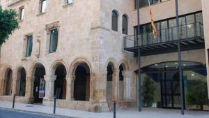 Imatge de la seu del Consell Comarcal del Tarragonès.