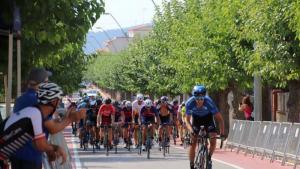 Imatge de la Volta al Baix Penedès, que va celebrar la primera edició l'any passat.