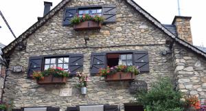 Imatge del bonic poble de Bagergue