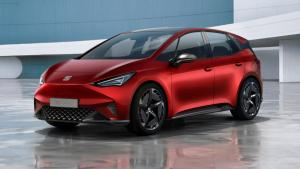 Imatge del nou SEAT 100% elèctric, el-Born.