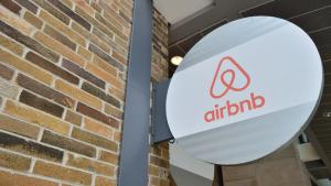 Imatge d'una de les oficines d'Airbnb