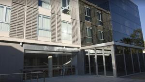 Imatge exterior de la residència d'avis Marià Fortuny