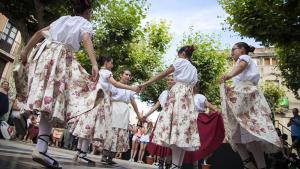 Imatges de la Festa Major de Banyeres del Penedès de divendres 8 de juliol