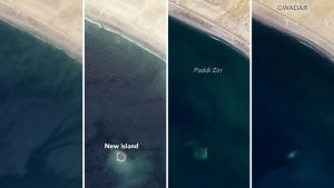 Imatges de l'evolució de l'illa aquests darrers 6 anys