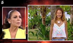 Isabel Pantoja se niega a hablar con Mónica Hoyos