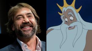 Javier Bardem podría ser candidato a interpretar al Rey Tritón