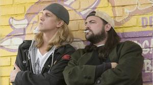 Jay (Jason Mewes) y Bob El Silencioso (Kevin Smith) en el film original