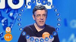 Jero podria guanyar els 766.000 euros del bot de 'Pasapalabra' aquesta nit