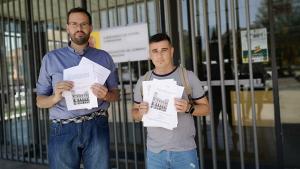 Jordi Ferré (VOX) registra a la Subdelegació del Govern de Tarragona 29 denúncies per incompliment de la llei de banderes