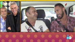 Jorge y Jesús se conocieron de camino a Telecinco