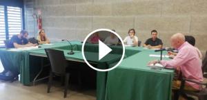 Junta de Veïns Extraordinària de l'EMD de Bellaterra del 23 de juliol de 2019