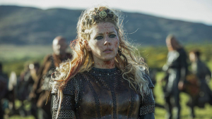 Katheryn Winnick publica un spoiler de la temporada 6 de 'Vikingos'
