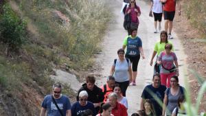 La caminada es realitzarà per camins rurals i urbans de Reus